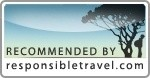 Recommended by responsibletravel.com