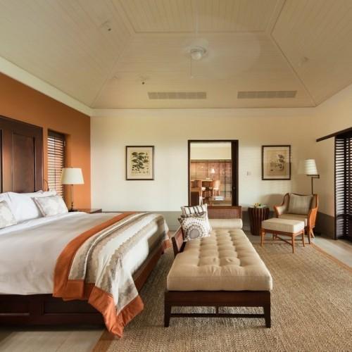 Main bedroom, Cape Weligama Residence, Weligama, Sri Lanka